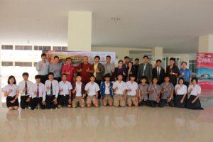 """หัวหน้า โครงการกิจกรรมประกวด """"การออกแบบตัวละครแอนิเมชัน 3 มิติ"""" เพื่ออนุรักษ์ศิลปวัฒนธรรมไทยและวัฒนธรรมอาเซียน ปีงบประมาณ 2558"""