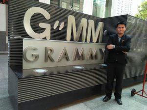 อาจารย์นิเทศสหกิจศึกษา ณ บริษัท GMM GRAMMY จำกัด